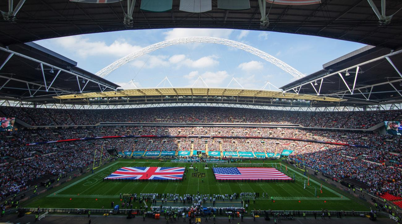 Dolphins plea to move London game to Miami rejected