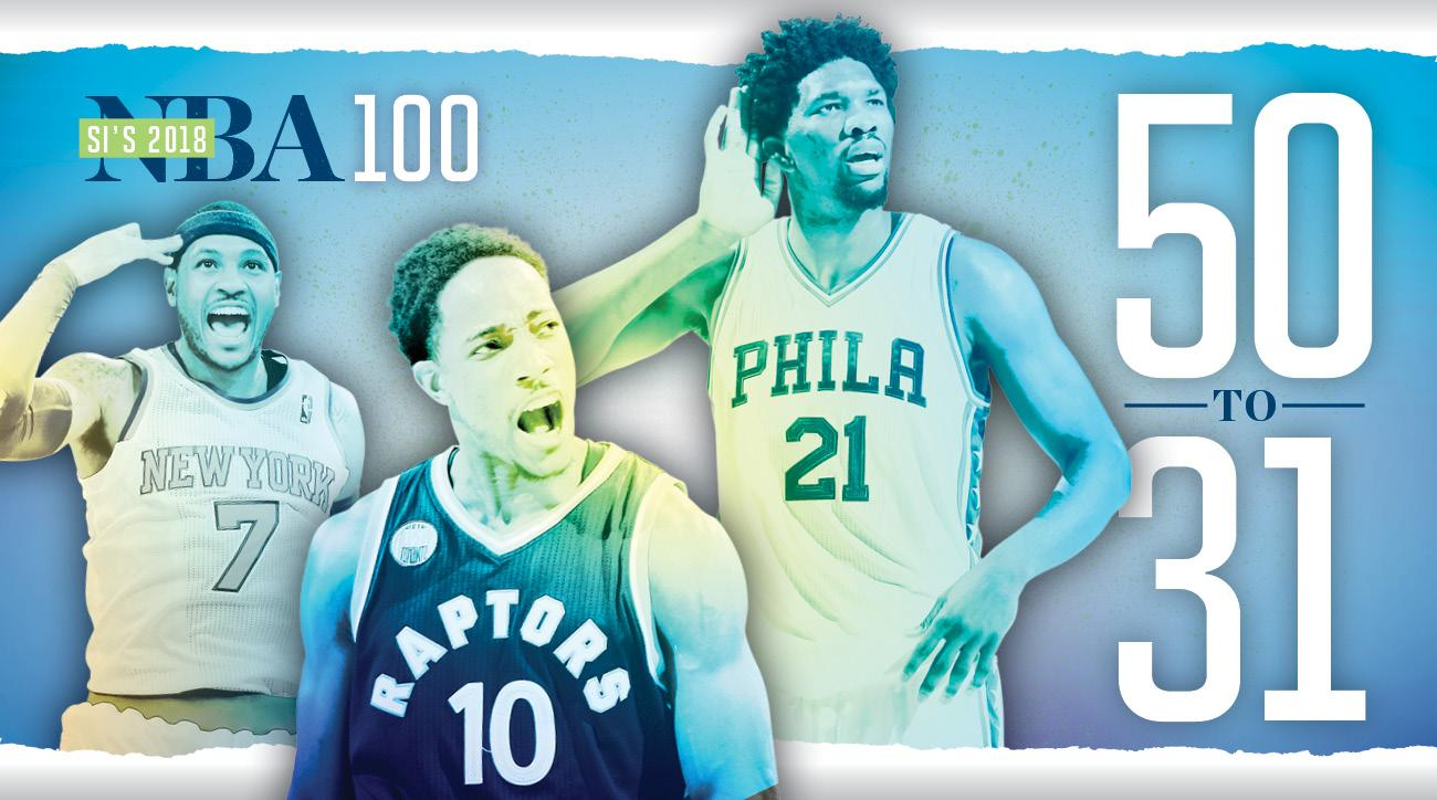 f788cf1af23 Top 100 NBA players of 2018  Count down 100-51