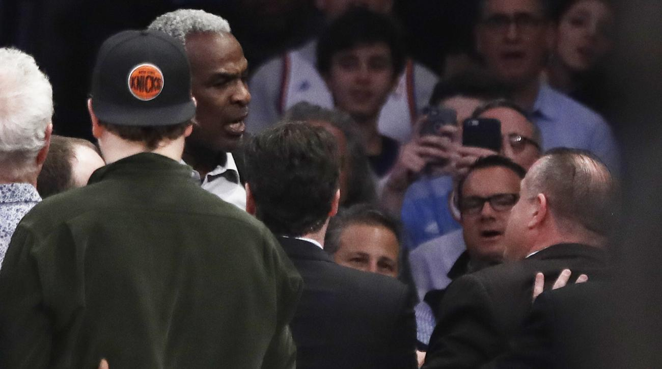 Charles Oakley Files Lawsuit Against James Dolan For Role In MSG Ejection