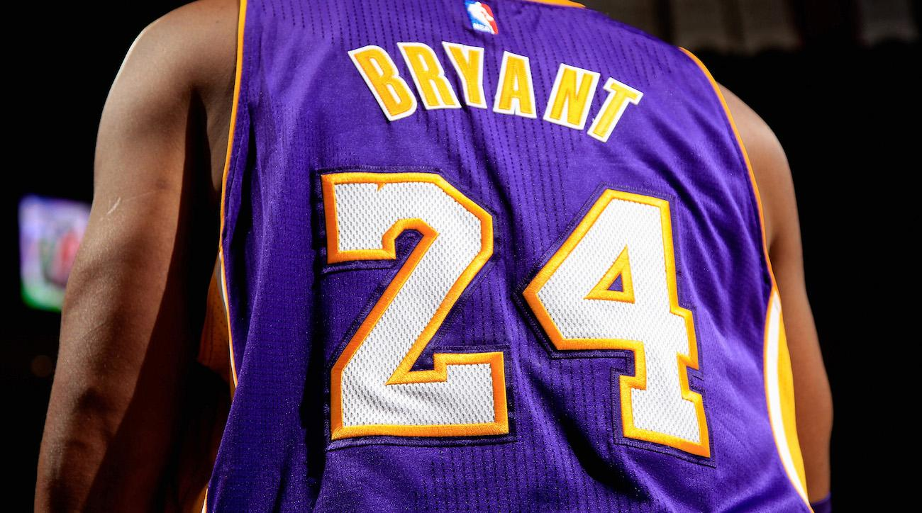 wholesale dealer a40f2 cd93b Kobe Bryant: Lakers to retire ex-star's jersey numbers | SI.com