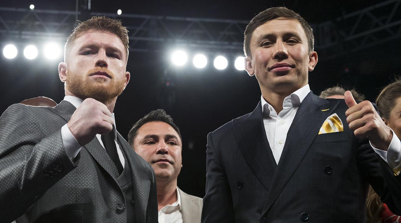 GGG vs Canelo: Who do you think wins and how?