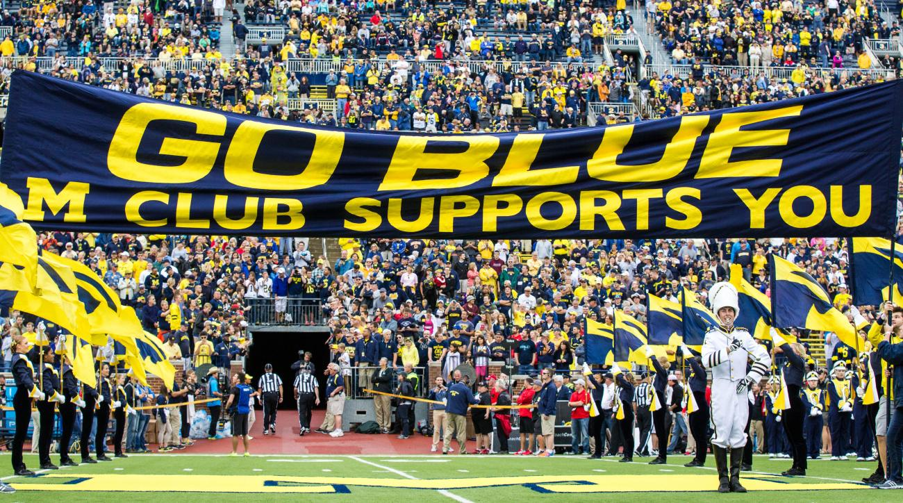 Michigan Is Doing a Documentary Series On Its 2017 Season With Amazon Prime