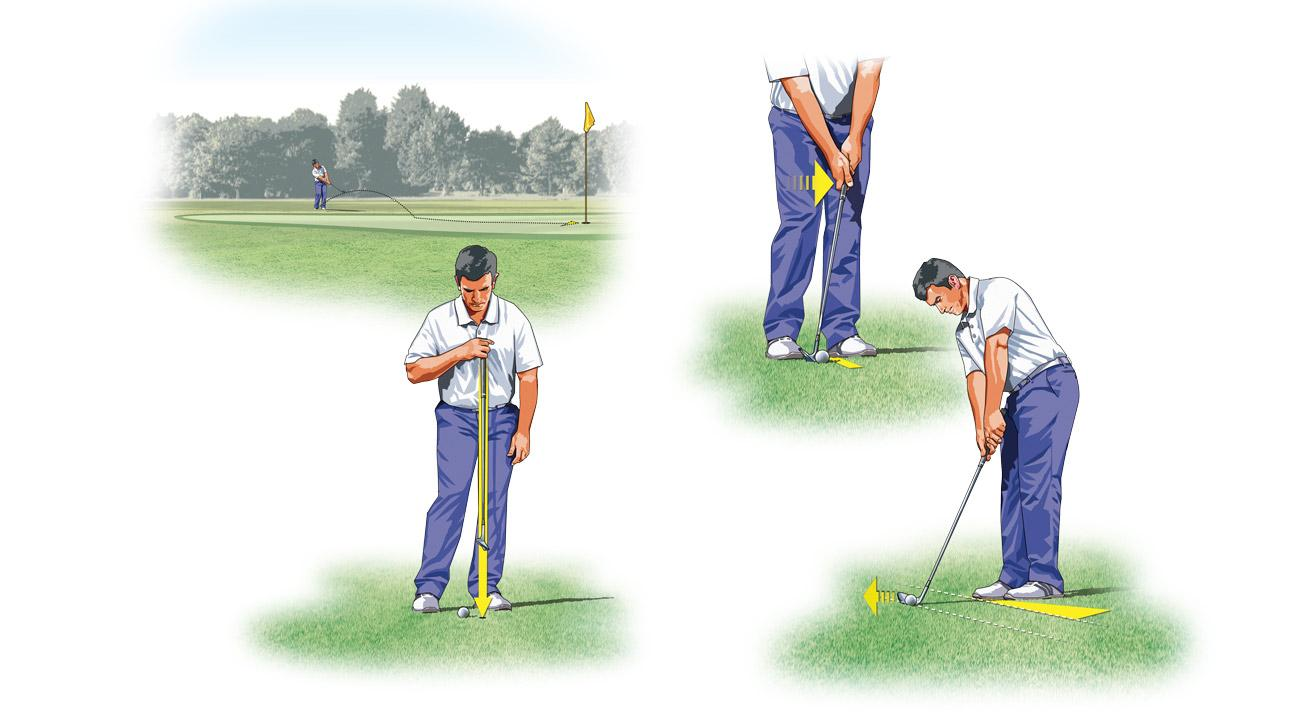 You can develop a consistent chipping technique in three easy steps.