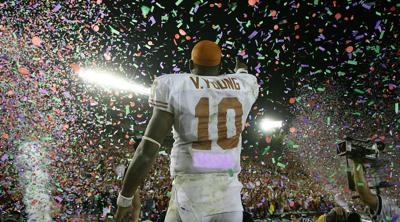 USC is officially 4-0 vs. Texas, but we all remember Texas' victory over USC in the BCS national championship game.