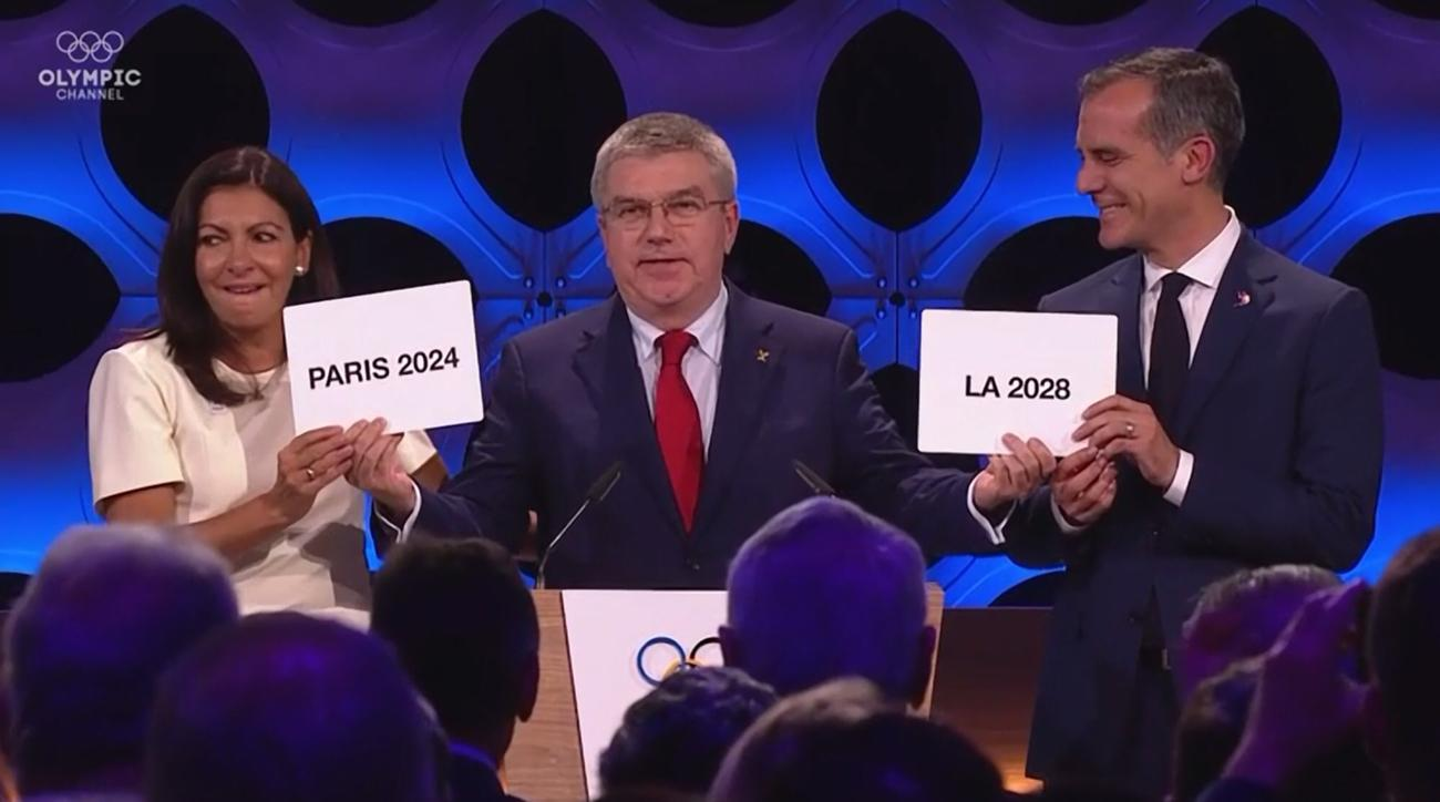 2024 2028 olympics paris los angeles ioc session
