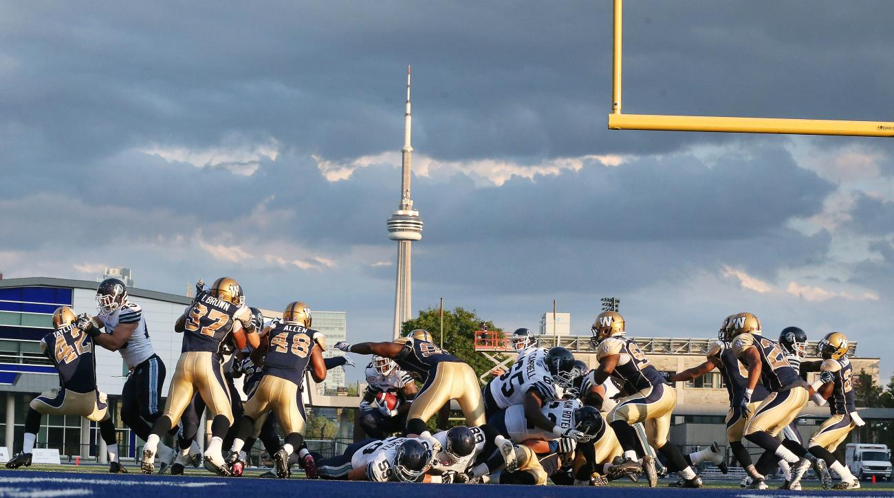 CFL to announce immediate end to full-contact practices