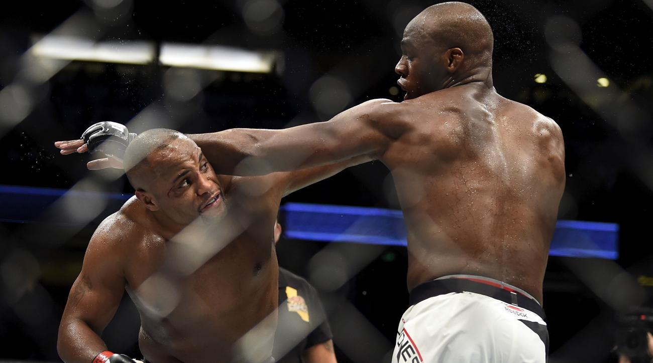 Jon Jones Fails UFC 214 'B' Sample For Turinabol
