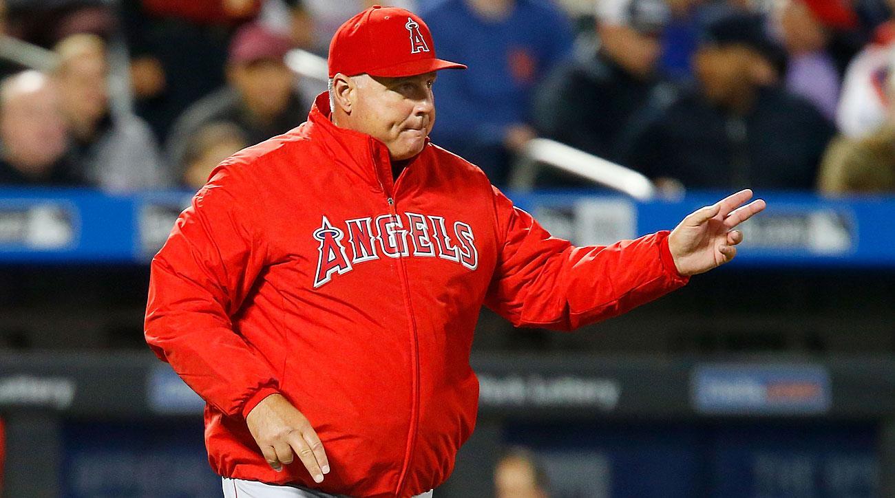 Mike Scioscia, Los Angeles Angels