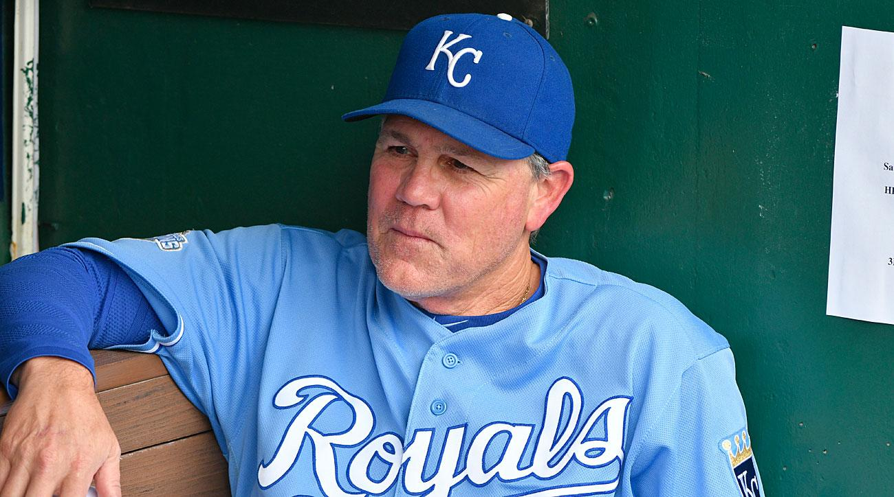 Ned Yost, Kansas City Royals