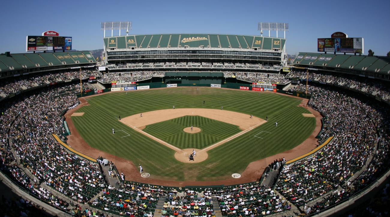 Athletics Announce Plans for Site of New Stadium in Oakland