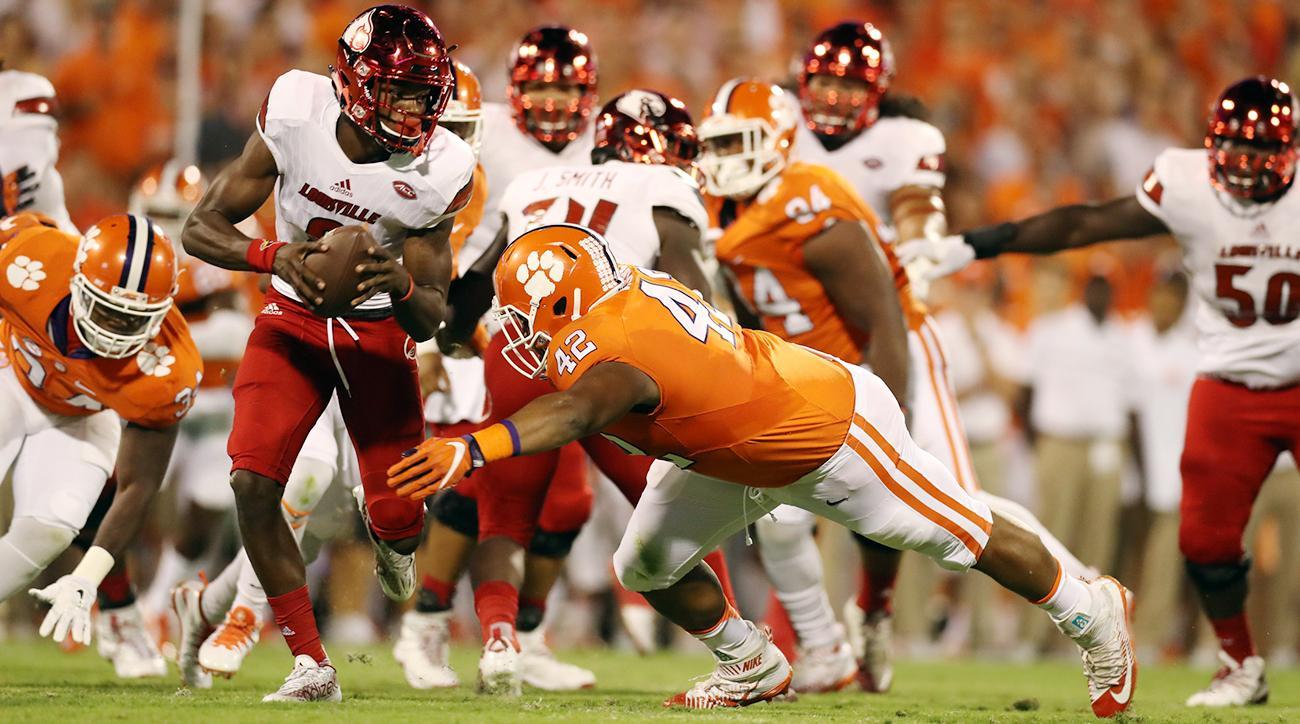 College football picks: Week 3 schedule, Top 25 games, TV times
