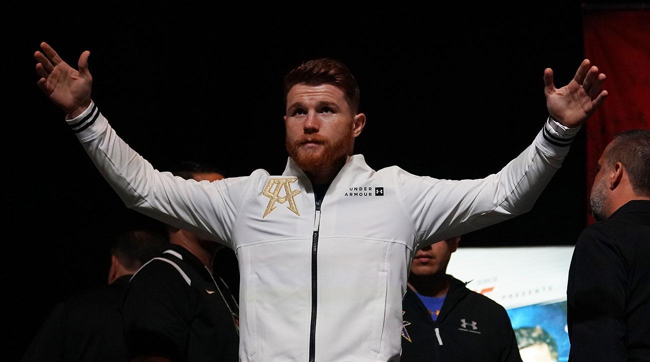 Alvarez, Golovkin seek their places in boxing history