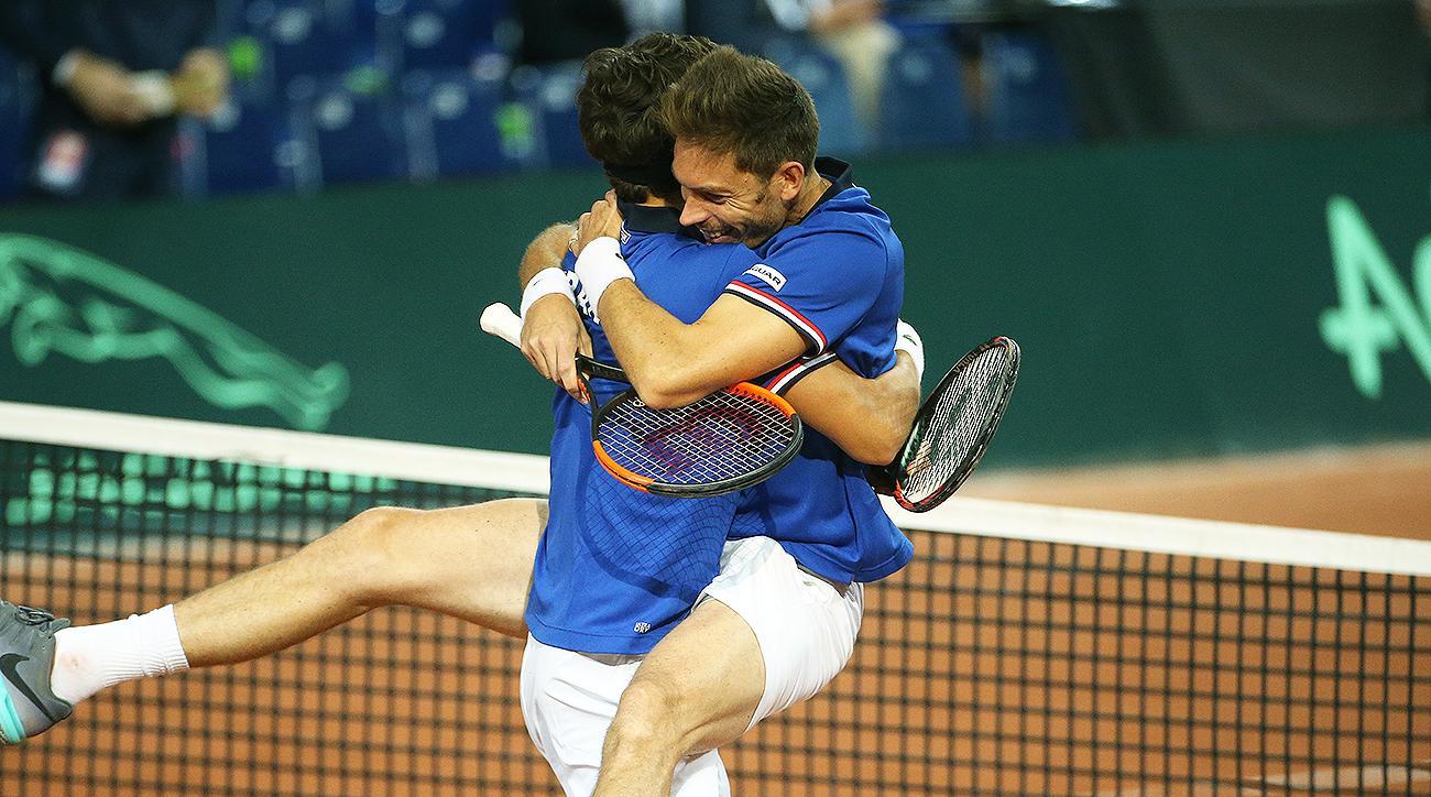 Davis Cup France