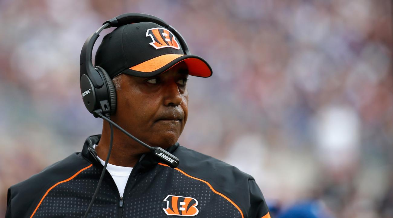 Bengals fire offensive coordinator Ken Zampese after 0-2 start