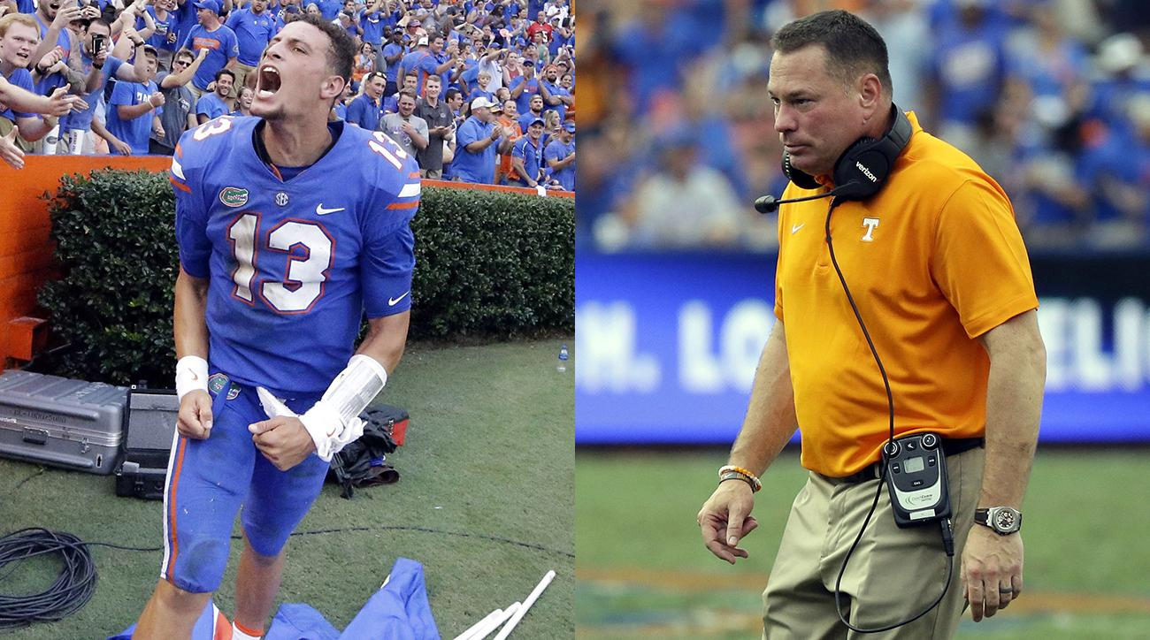 Butch Jones, Jim McElwain and the implications of the Florida-Tennessee ending