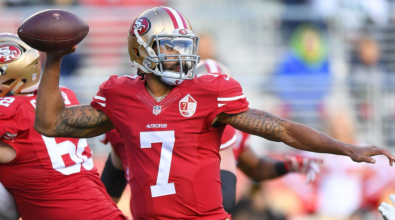 Colin Kaepernick Breaks Silence, Says He Wants To Play: 'I'm Ready Right Now'