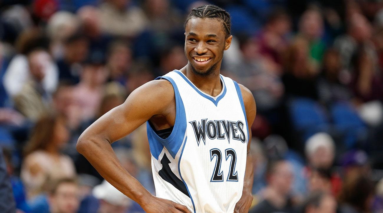 Andrew Wiggins signs contract extension with Timberwolves