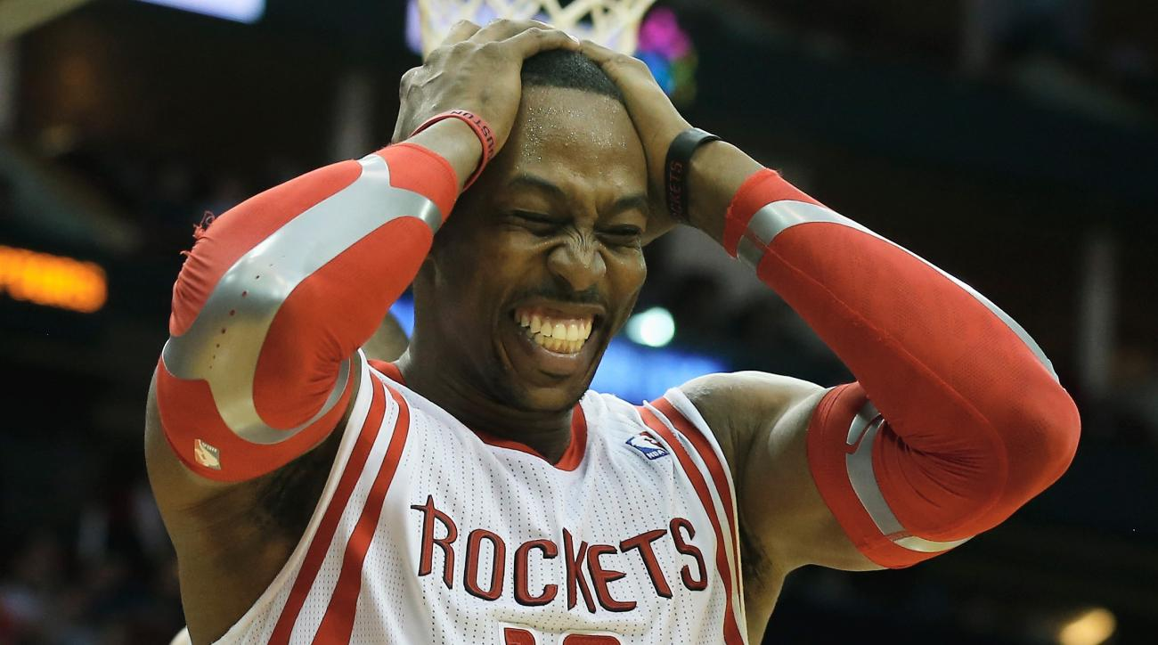 Dwight Howard almost retired after 2014-15 Rockets season