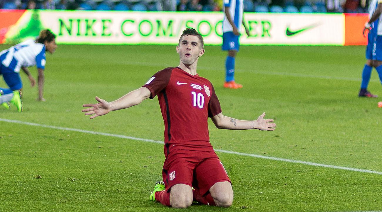 Christian Pulisic turns 19 and has the most accomplished soccer career of any USA teenager