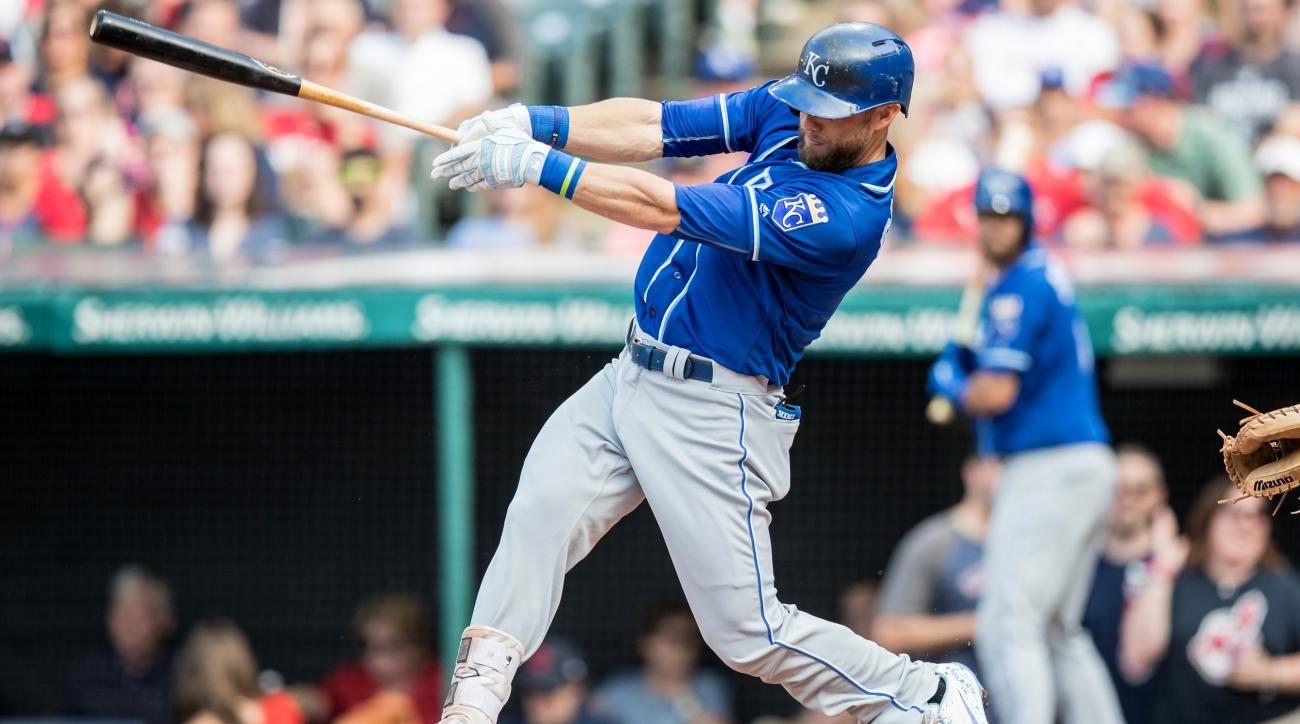 Mlb S Home Run Record Made An Unlikely Star In Alex Gordon Si Com