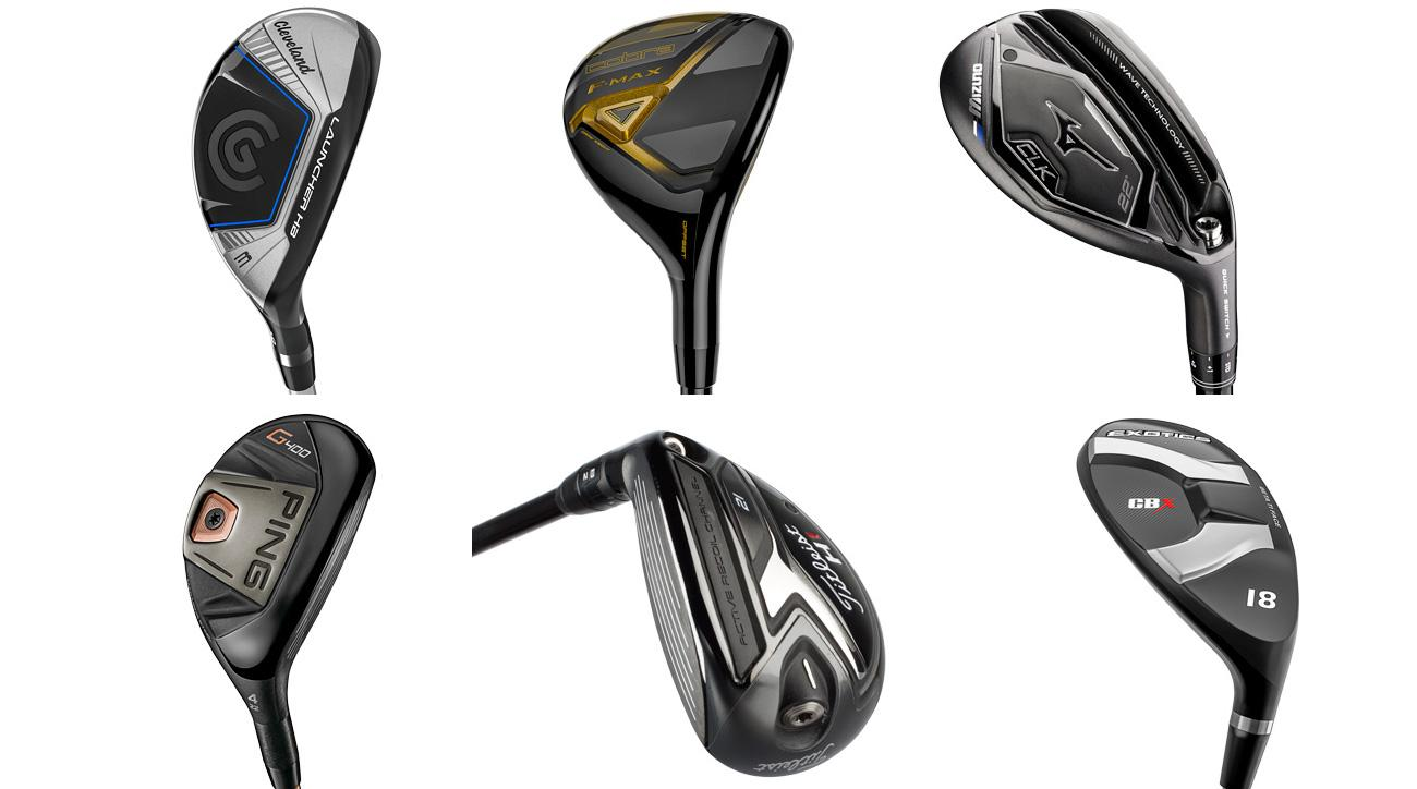 The latest hybrids produce serious distance with plenty of versatility.