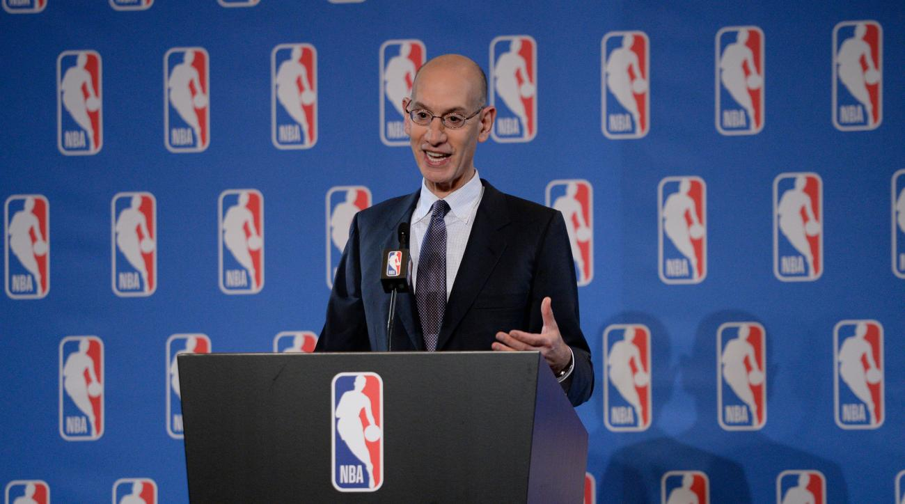 Rifts growing among small- and big-market National Basketball Association  owners over revenue sharing