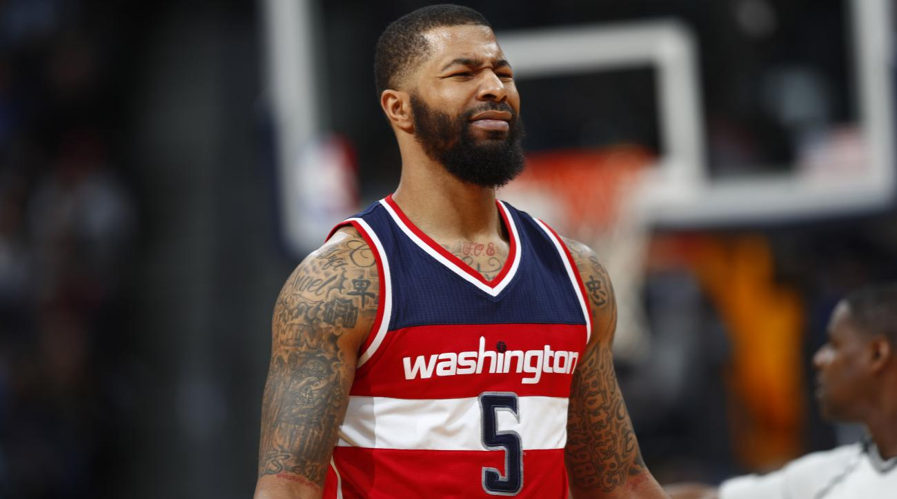 Wizards' Markieff Morris Will Undergo Surgery for Sports Hernia on Friday