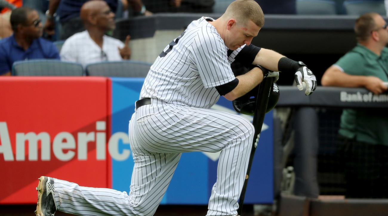 Girl hospitalised after foul ball at Yankees game