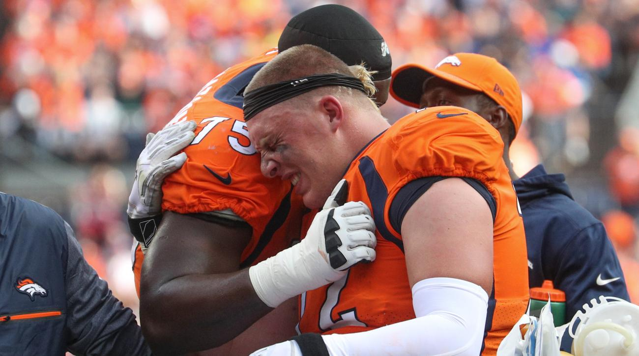 Garett Bolles returns to practice 4 days after injury — Surprise