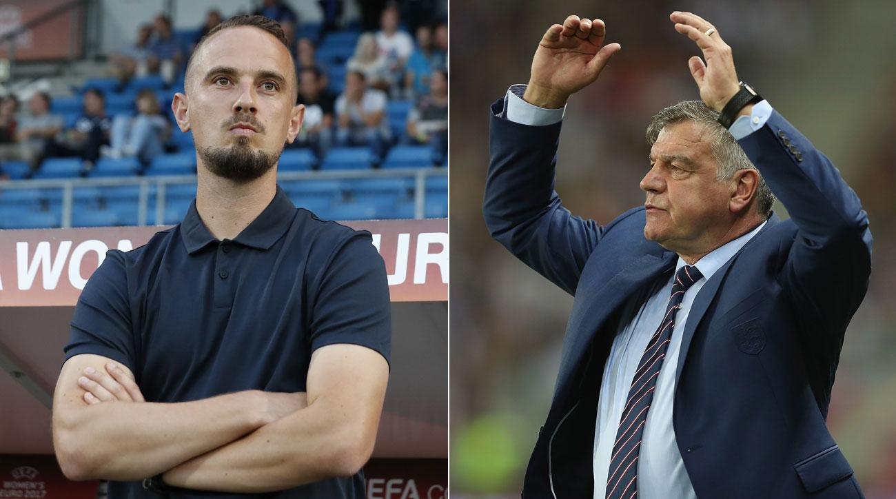 The England FA has fired national team coaches Mark Sampson and Sam Allardyce within a year for non-sporting reasons