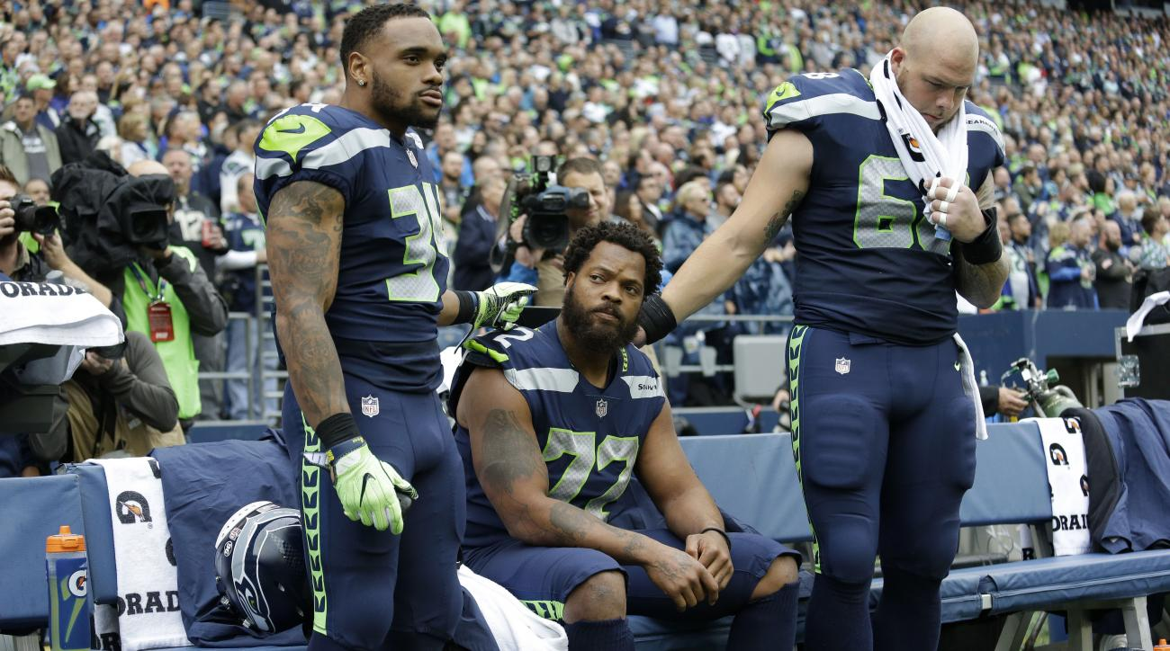 NFL Players Want Month Dedicated To Activism