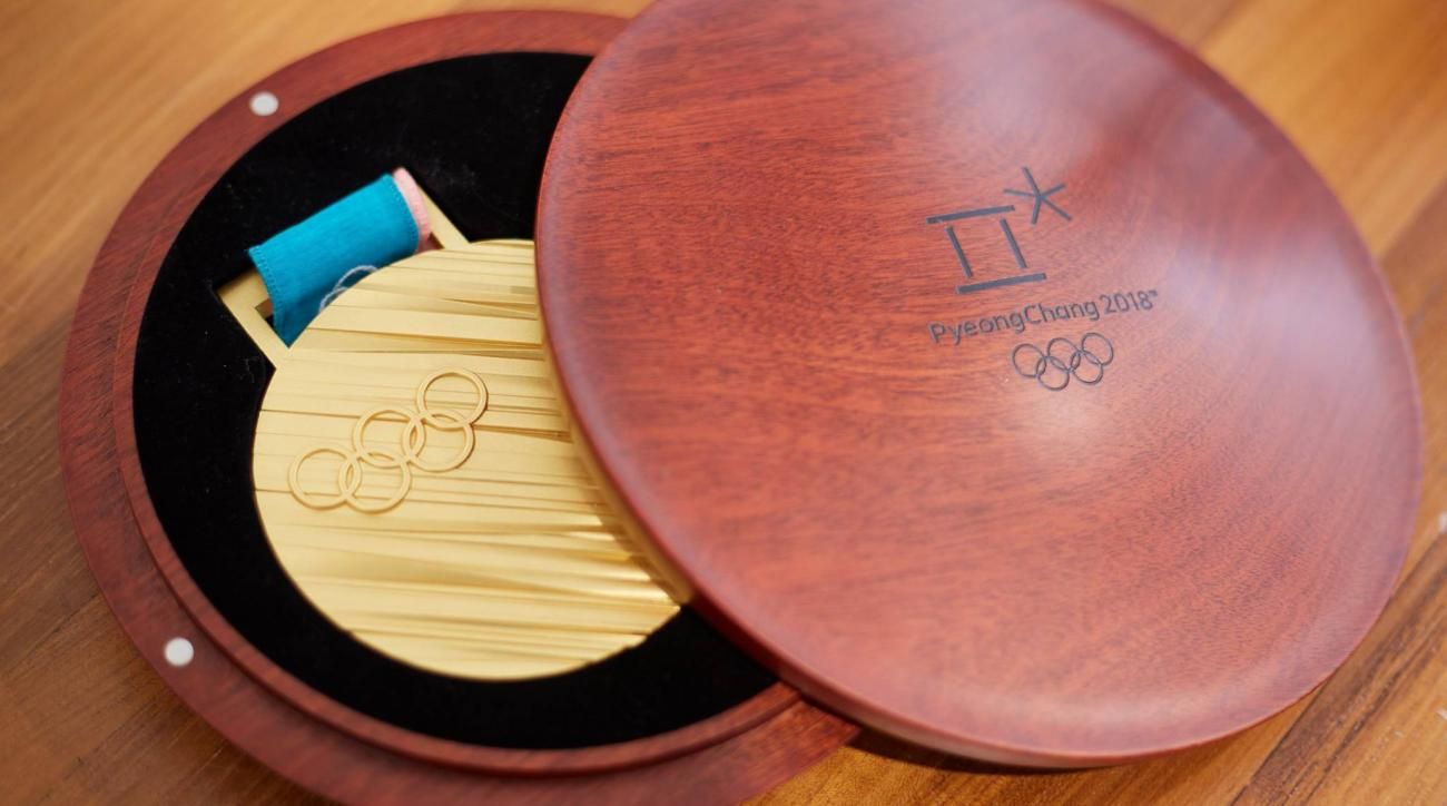 2018 Olympic Medals: Pyeongchang designs released (photos ...