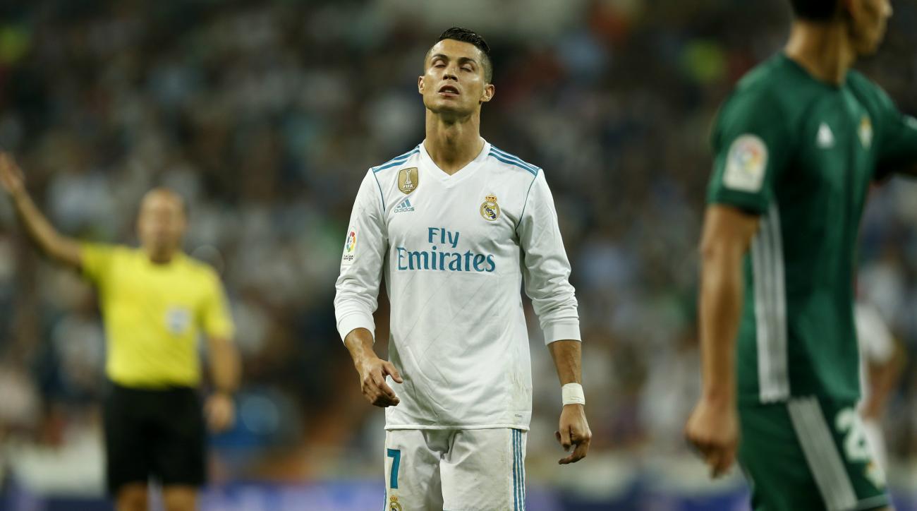 Zidane pleads for calm amid Real slump