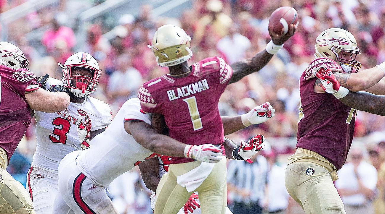 NC State stuns Florida State with 27-21 victory