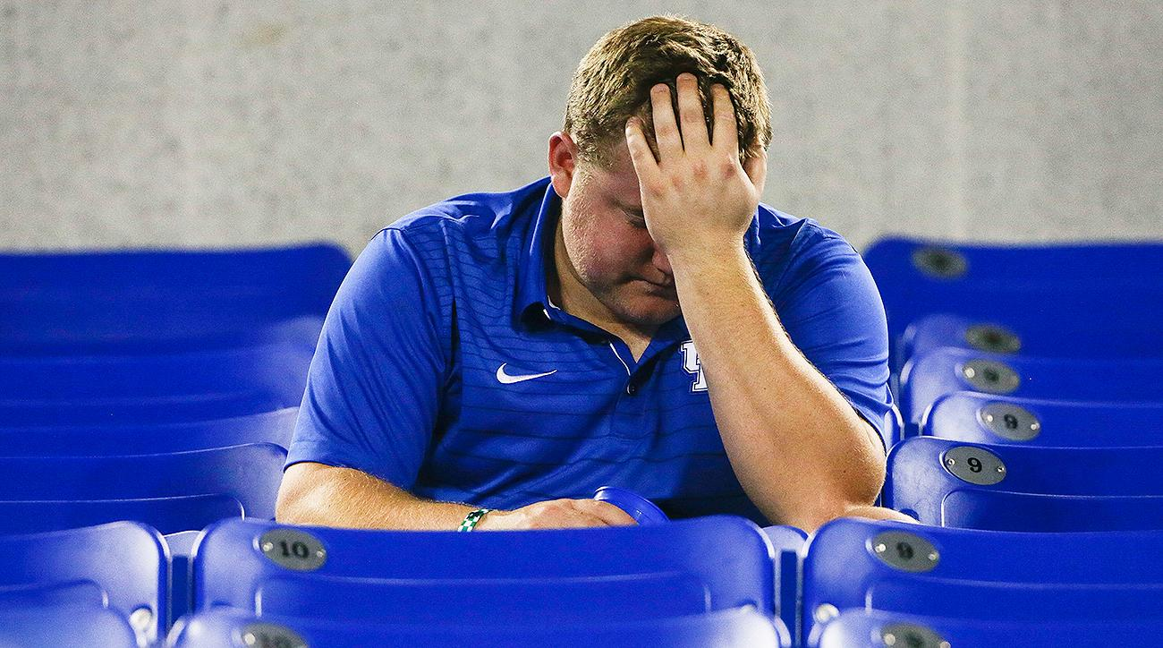 Jim McElwain feels bad for Kentucky after close game