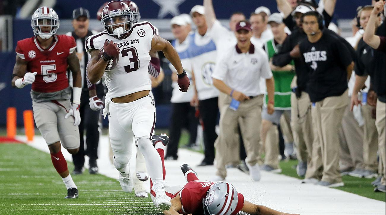 Texas A&M beats Arkansas: Kevin Sumlin tops Bret Bielema in desperation battle