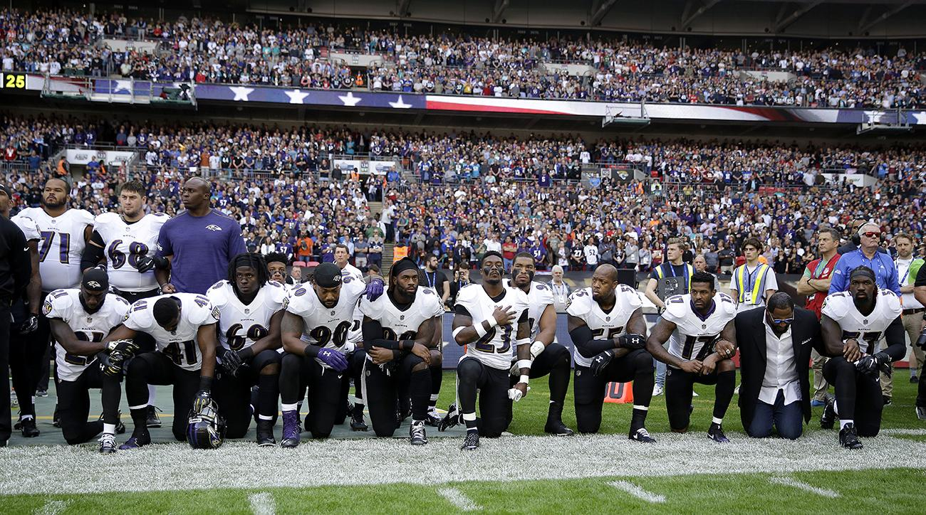 Baltimore Ravens Announce US Air Force Band Will Sing National Anthem Sunday