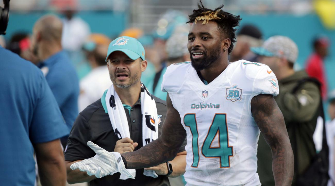 Dolphins' Jarvis Landry won't be charged with domestic violence