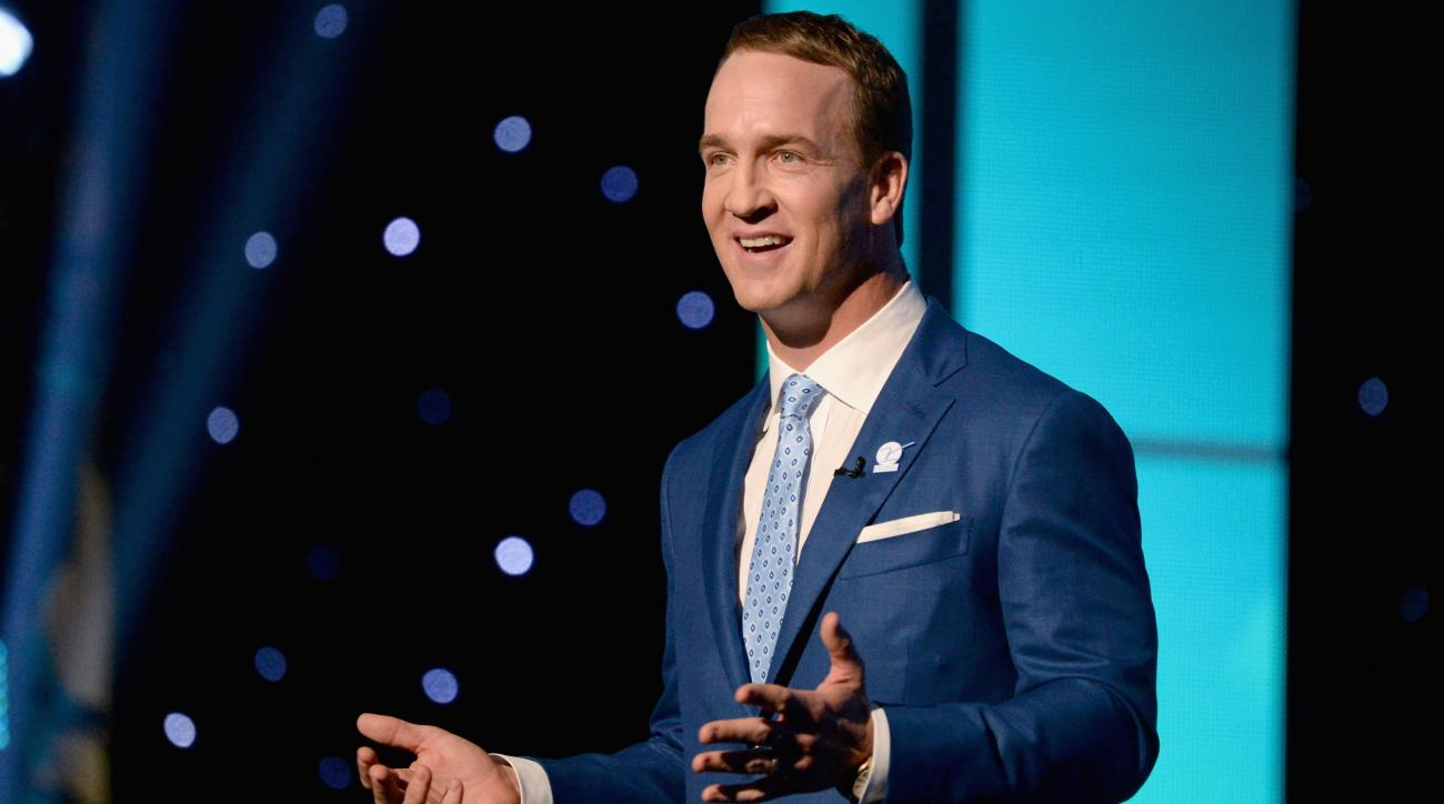 Peyton Manning might be considering a Senate run, says Tennessee congressman