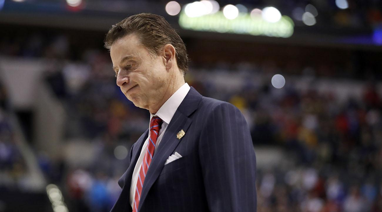 Basketball coach Rick Pitino and athletic director Tom Jurich out at Louisville