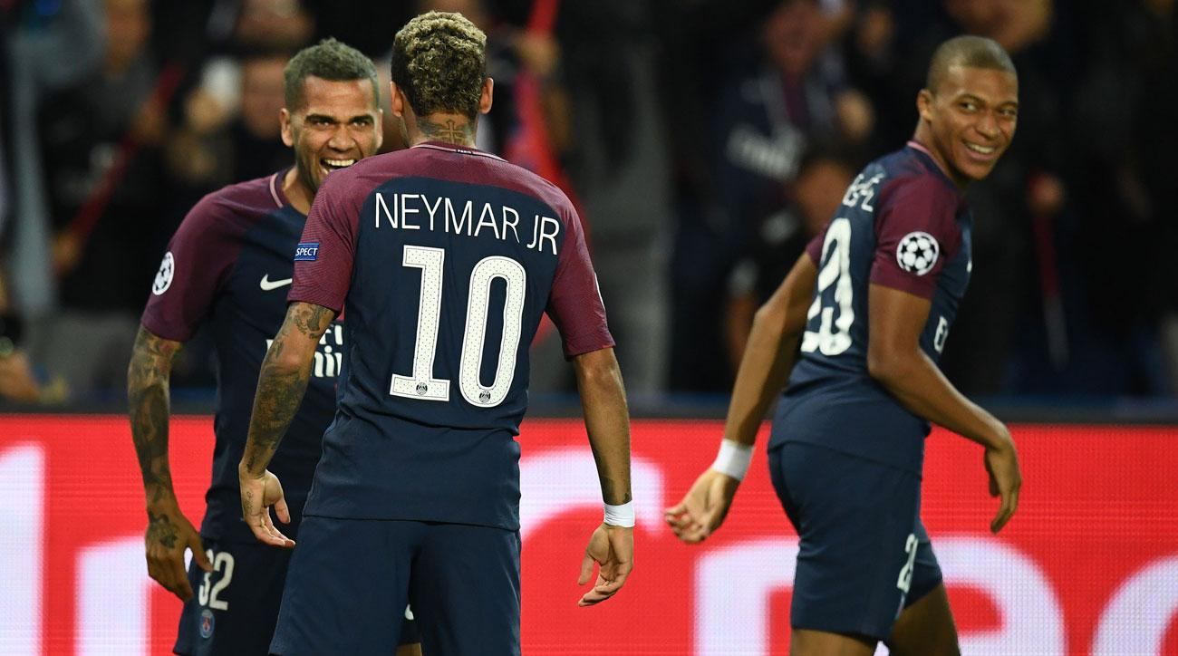 Neymar Sparkles As Celtic Suffer Familiar Woes Against PSG