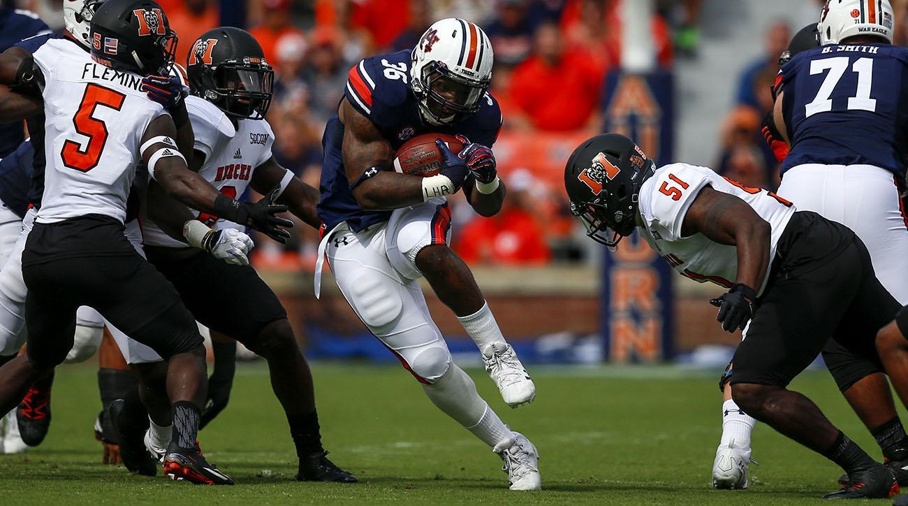 Auburn 49, Mississippi State 10, college football final