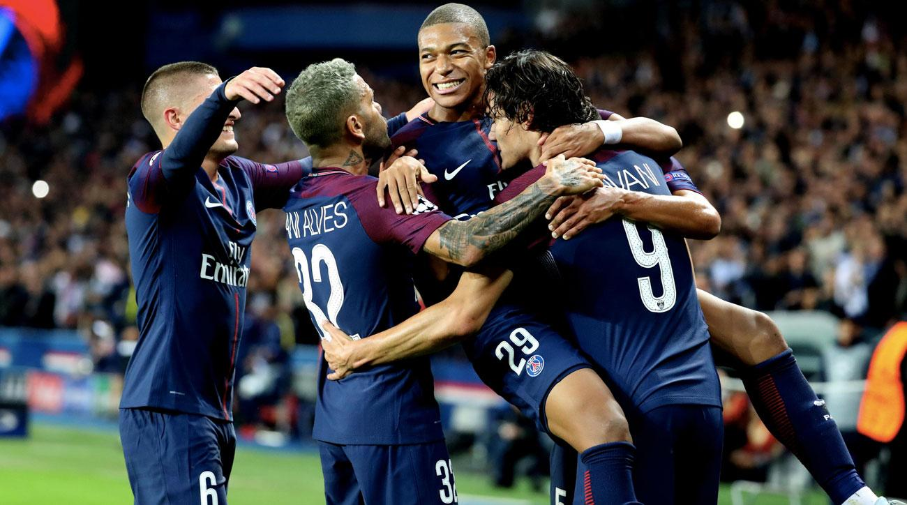 PSG: Champions League Rout A Statement For Both PSG And Bayern