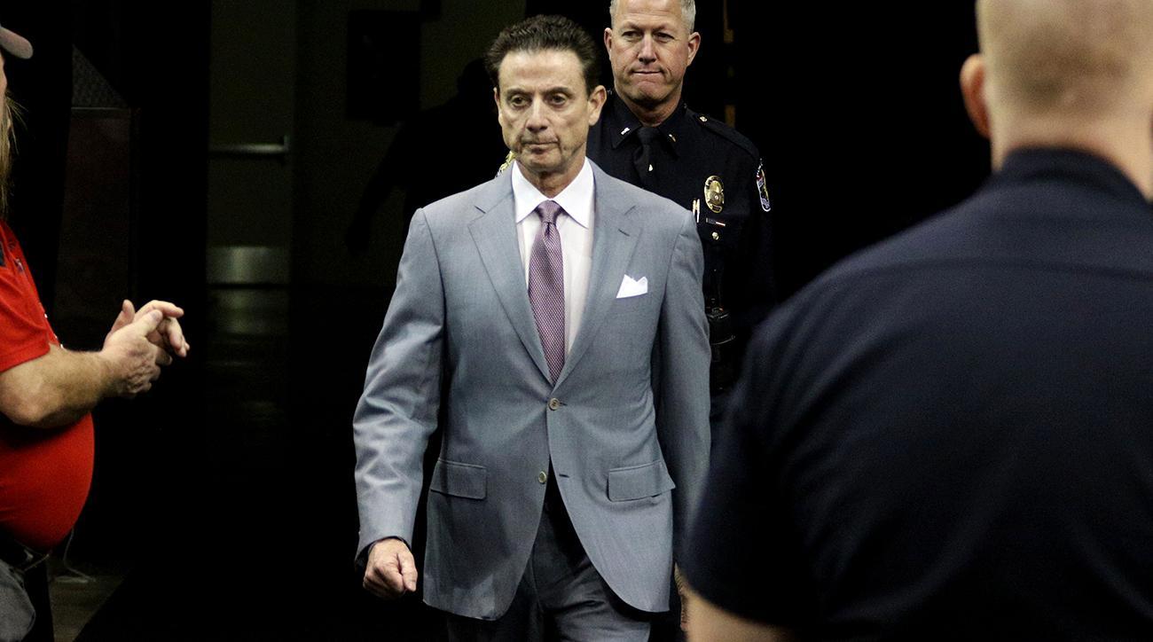 Rick Pitino: Louisville basketball coach on leave amid scandal