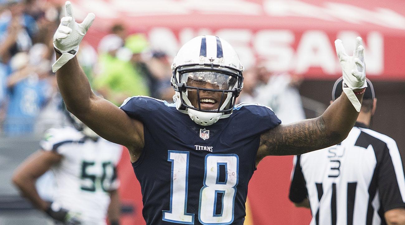 Titans WR Rishard Matthews