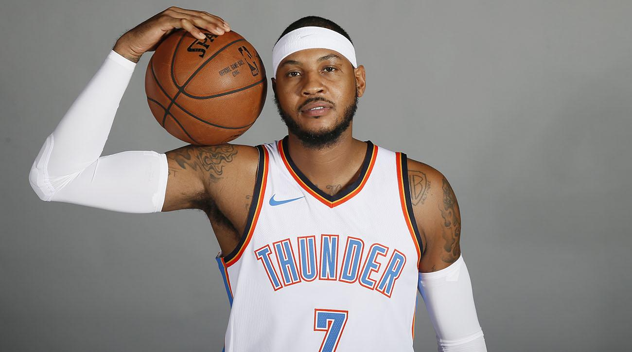National Basketball Association trades: Houston Rockets nearly built super team with Carmelo Anthony
