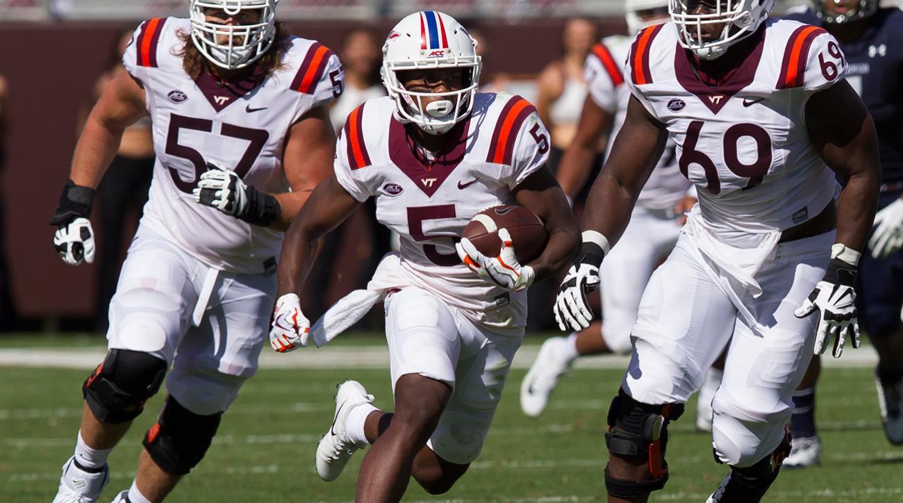 Week 5 college football picks: Clemson vs. Virginia Tech, Washington State vs. USC