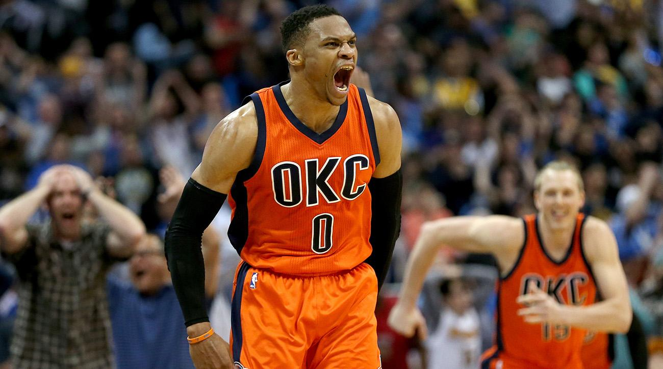 Thunder's Westbrook signs $205M deal