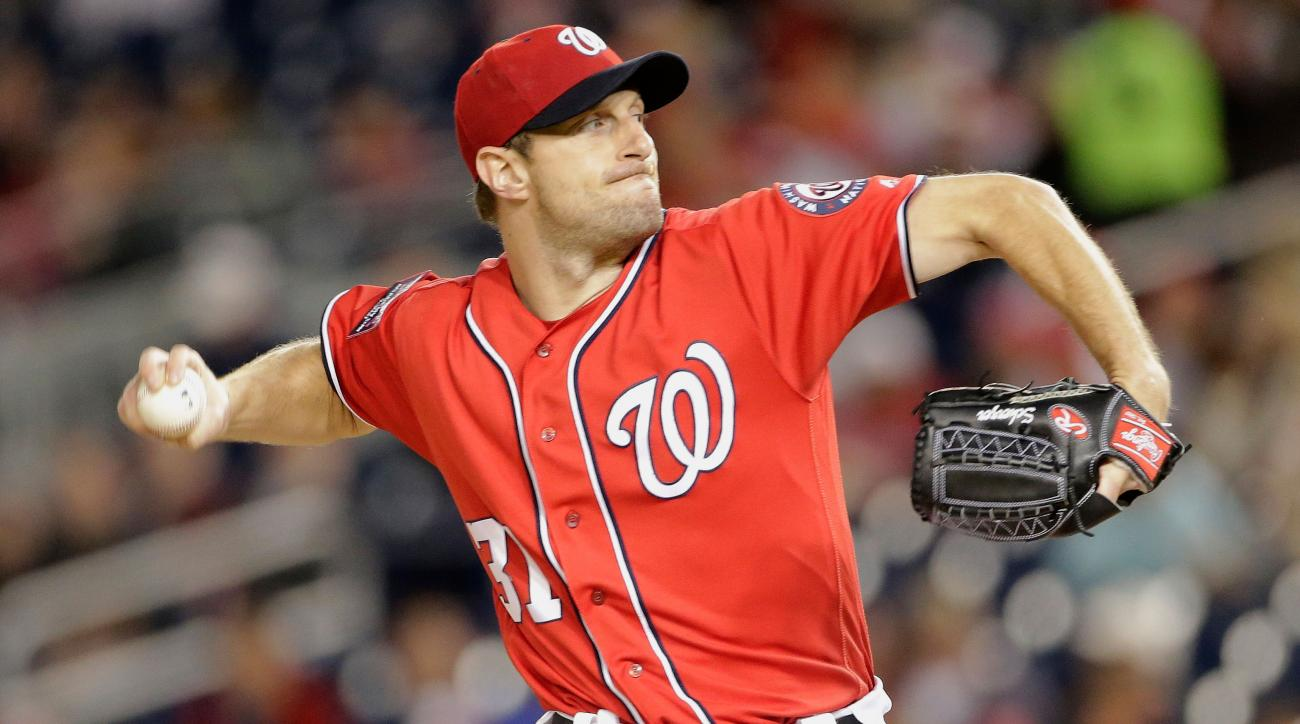 Max Scherzer expected to be moved back in playoff rotation