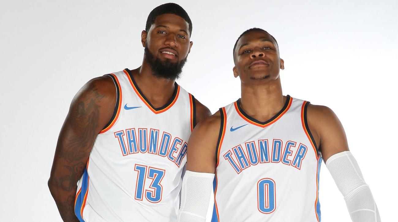 Russell Westbrook reportedly agrees to $205 million contract extension